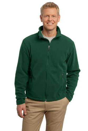 - Port Authority Men's Value Fleece Jacket XL Forest Green