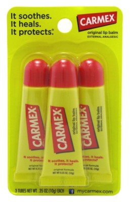 Carmex Lip Balm Ingredients