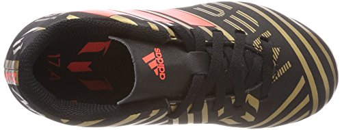 FxG adidas J Botas Negbas Unisex Negro 000 niños Nemeziz 4 Messi Rojsol 17 de fútbol Ormetr wr1nIArq