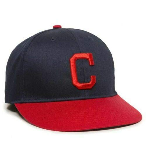 Mlb Replica Cap - Outdoor Cap Cleveland Indians Youth MLB Licensed Replica Caps/All 30 Teams, Official Major League Baseball Hat of Youth Little League and Youth Teams