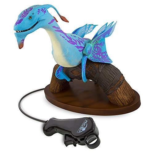 Walt Disney World - Pandora - the World of Avatar Interactive Banshee Toy and Stand - Blue