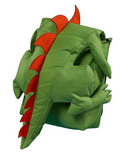 Spirit Halloween Scaly Rex Back Bling Backpack - -