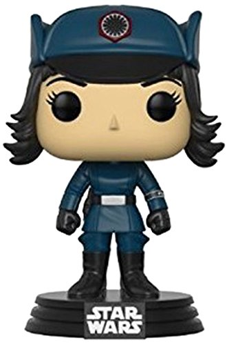 (Funko - Figurine Star Wars Les Derniers Jedi - Rose In Imperial Suit Speciality Month Pop 10cm - 0889698147651)
