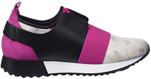 Pink SixtySeven Blitz Fuchsia Vacheta Black Multicoloured Megan Shoes Green Fitness Women's Milda r6rxqwB0