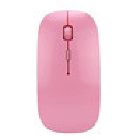 OHQ RatóN Slim 2.4 GHz Optical Wireless Mouse Receiver para PC PortáTil Mac Auriculares Auriculares RatóN