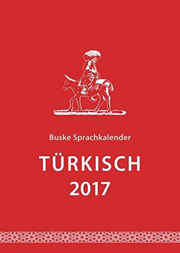 Sprachkalender Türkisch 2017