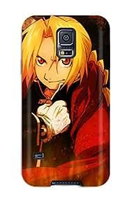 Brand New S5 Defender Case For Galaxy (fullmetal Alchemist Anime Other)