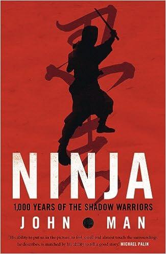 Ninja: John Man: 9780593068113: Amazon.com: Books