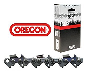 Oregon Chainsaw Repl. Chain Chicago 67255 14inch 91-52 Fits Saws with 3/8inch LP pitch .050gauge 52dl ()