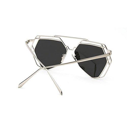 Vidrios YQQ HD Unisex Gafas De de Anti De Color Gafas Gafas Gafas Personalidad UV Conduciendo Reflejante Moda Sol Deporte 2 De Anti 4 sol Polarizados IwqrFZCw