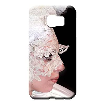 High-definition High Grade Cases Lady Gaga Phone Carrying Cover Skin Impact Samsung Galaxy S6 Edge Plus+