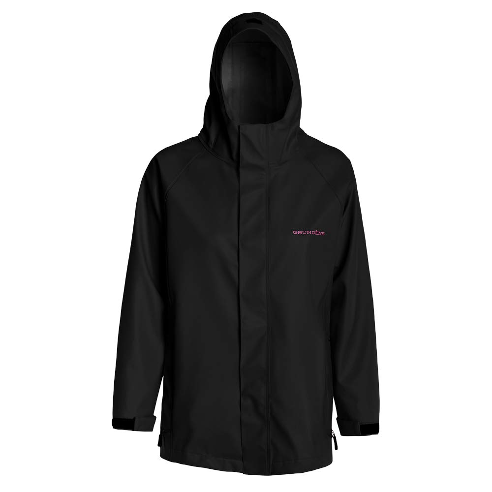 Grundéns Women's Neptune Jacket, Black - M by Grundéns