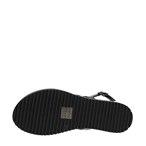 Nero CafèNoir KGH906 Sandalo Sandalo CafèNoir KGH906 Nero aSSwqY