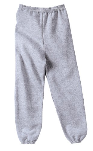 Joe's USA(tm) - Youth Soft and Cozy Sweatpants Athletic Heather. Size Youth ()