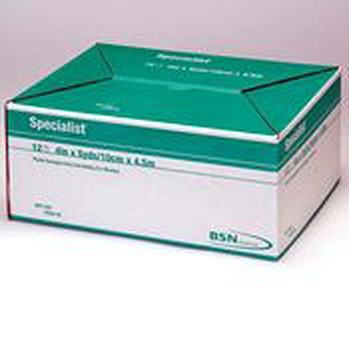 (Specialist Extra-Fast Plaster, Blue Label - Fast, 5 x 30 (12.8 x 76.2cm) - Model 55329015 by BSN Medical)