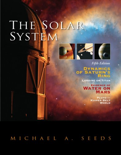 The Solar System (with AceAstronomy(TM), Virtual Astronomy Labs Printed Access Card) (Available Titles CengageNOW)