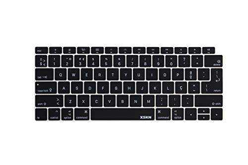 XSKN Portuguese Language Keyboard Cover Compatible New MacBook Air 13