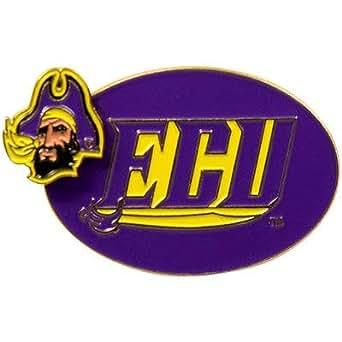 Alumni Association East Carolina Pirates Lapel Pin Gold at ...