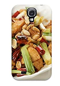Hot Style RnDqHia3144rsmWk Protective Case Cover For Galaxys4(chinese Food)