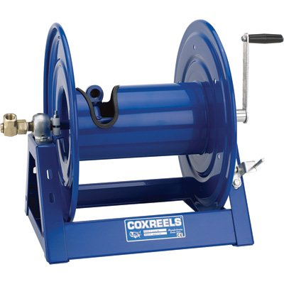 Coxreels Air and Water Hose Reel - Holds 3/8in. x 300ft. Hose, 3,000 PSI