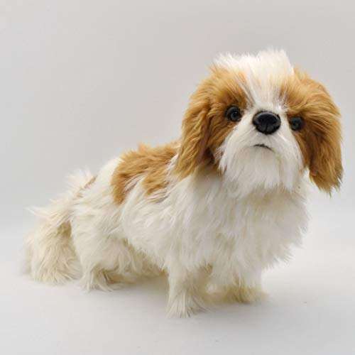 Hansa Shih Tzu Plush Dog from Hansa