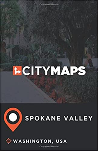 :IBOOK: City Maps Spokane Valley Washington, USA. color Compra Panama Kawasaki leading Visual Gerald
