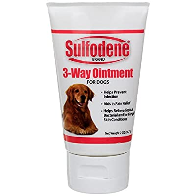 Sulfodene 3-Way Ointment for Dogs by Sulfodene
