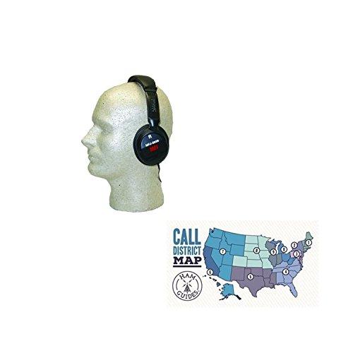 MFJ Headphones for radio communications and Ham Guides TM Po