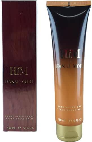 Hanae Mori HiM After Shave Balm, 5 oz