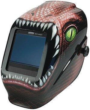 Serpent Jackson Safety Helmet - TrueSight II Digital Auto-Darkening Filter with Balder Technology (2/Pack) - R3-30315