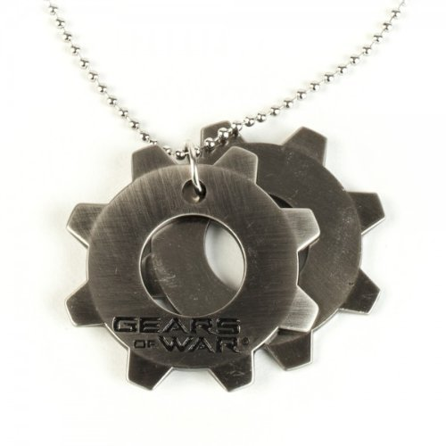 NECA Gears of War Cog Tags by NECA