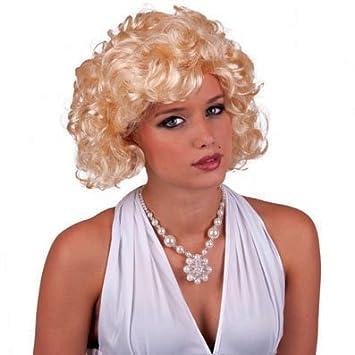 Peluca – Marilyn Monroe Rubio