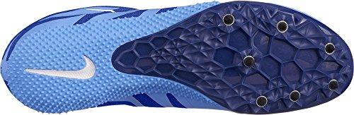 Nike Womens Zoom Rival S 9 Track Spike Royal Peluche / Bianco / Iper Reale