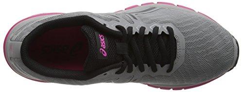 Asics Gel-Zaraca 5, Zapatillas De Deporte para Exterior para Mujer Plateado (9690 Plata)