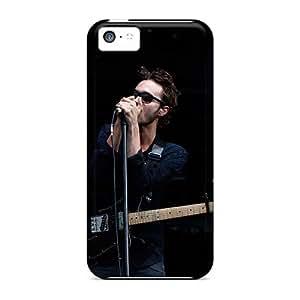 Iphone 5c JLI3216lrKK Provide Private Custom Colorful Linkin Park Band Skin Shock Absorbent Hard Phone Cases -KevinCormack