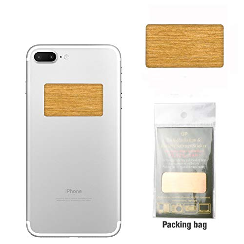 6 Pack - EMF Protection Cell Phone Anti Radiation Protector Sticker, Negative Ions EMF Blocker for Mobile Phones,Laptop and All Electronic Devices (Phone Mobile Protection)