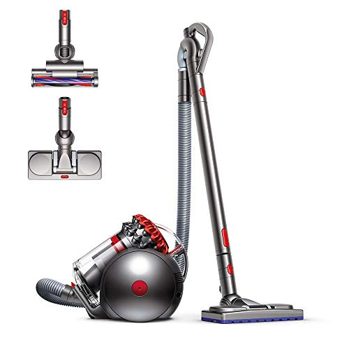 Dyson Big Ball Musclehead Canister Vacuum | Red (Tools Cleaner Dyson Vacuum)