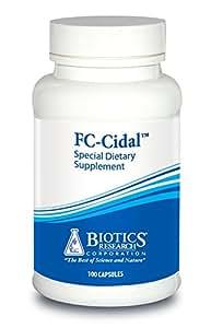 Biotics Research FC-Cidal 100 Capsules