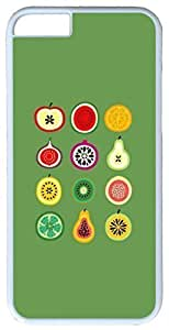 Banca de Frutas Case for iPhone 6 Plus 5.5 inch PC Material White (Compatible with Verizon,AT&T,Sprint,T-mobile,Unlocked,Internatinal) in GUO Shop by ruishername