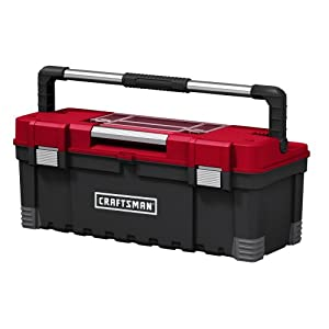 Craftsman 26 In. Power Latch Tool Box