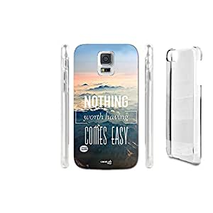 FUNDA CARCASA NOTHING EASY PARA SAMSUNG GALAXY S5 G900D LTE DUAL