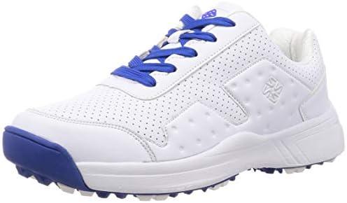 メンズ ゴルフ スパイクレス ZIP シューズ ウォーキング 靴 MIK2 ファスナー スポーツ アウトドア トレッキング スニーカー