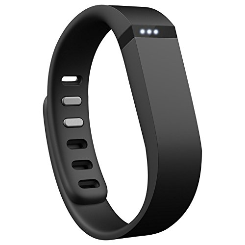 Fitbit Flex Wireless Activity and Fitness Tracker + Sleep Wristband, Black, FB401BK (Non-Retail Packaging) (Best Cyber Monday Deals On Fitness Trackers)