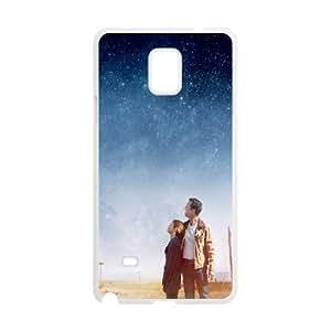 Interstellar Samsung Galaxy Note 4 Cell Phone Case White Exquisite gift (SA_565199)