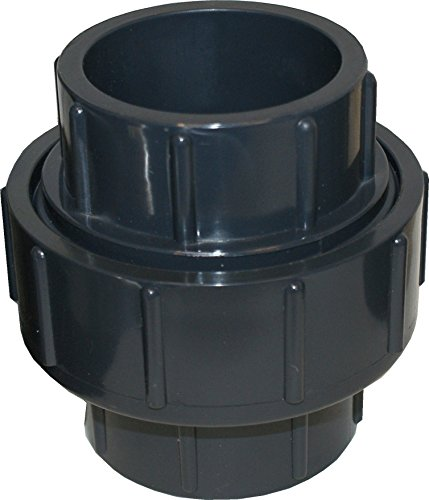ERA Sch 80 PVC 4 Inch Union, Socket ()