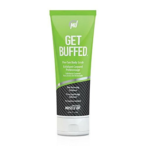 Pro Tan Get Buffed Pre-Tan Scrub, 8-Ounces