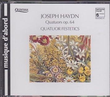 Haydn: String Quartets op. 64