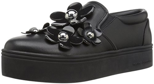 Marc Jacobs Women's Daisy Slip Sneaker, Black, 41 M EU (11 - Slip Marc Jacobs Womens