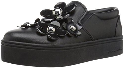 Marc Jacobs Women's Daisy Slip Sneaker, Black, 41 M EU (11 - Slip Marc Womens Jacobs