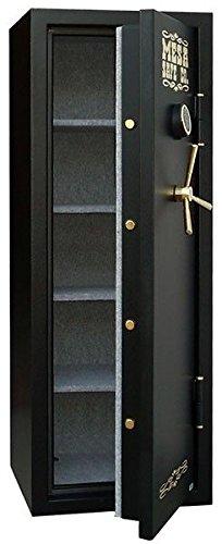 Mesa Safe Fire Safe - Mesa Safes Fire & Burglary Gun Safe w/ Shelf Configuration MBF5922C-P